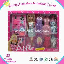 Vestido américa boneca bonecas brinquedos atacado da porcelana vestido da boneca