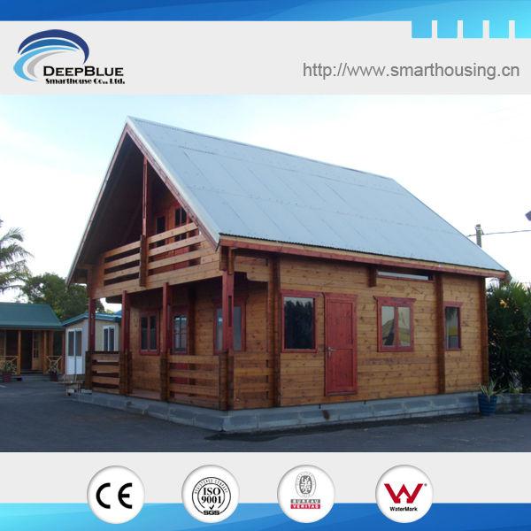Casas modulares baratas de madera de bungalow for Casas prefabricadas de madera baratas