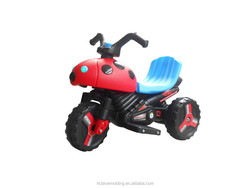 blow molding motorcycle hdpe motorcycle for kid electric toy car