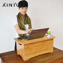stand up desk height adjust desk table for office home work use