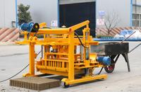 standard sand brick machine made in china