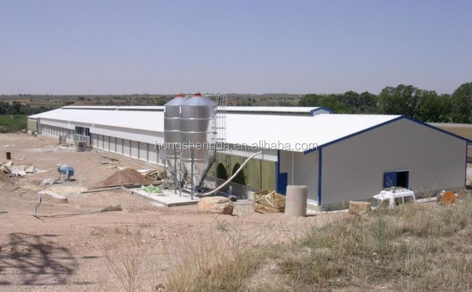 Poultry House Poultry House Design For