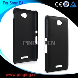 High Quality Cheap Blank phone case PC Case Cover for Sony Xperia E4