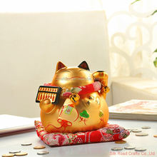 Chinese abacus cat home decoration items for children`s room