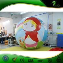 Custom Printed air balloon,hot air balloon price