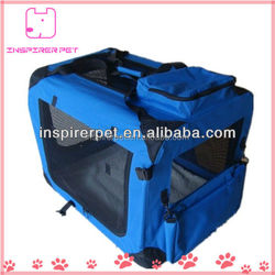 Oxford Fabric Pet Soft Crate,Foldable Pet Carrier,Foldable Dog Carrier