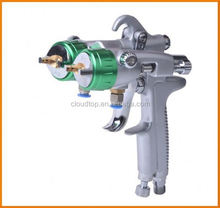 2015 best on sales car wash blower /stainless steel fan two head double nozzle gun