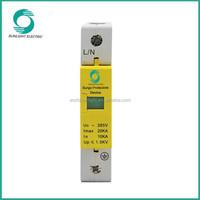 1P,2P,3P,4P,(+NPE) 10KA surge protector surge protective device spd