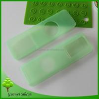Silicone cover for TV remote control ,remote controller silicone skin cover