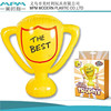 PVC Inflatable trophy cup/promot inflatable trophy cup/trophy cup