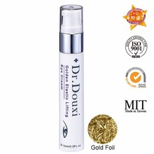 Dr.Douxi best quality golden elastic lifting whitening eye cream
