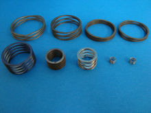 High precision stainless steel wave springs for steam turbine made in Japan