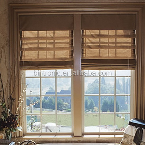 Bintronic Accessories For Roman Shades Motorized Roman