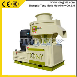 Alibaba express CE approved home use olive wood pellet machine