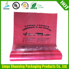biodegradable plastic food packaging/food bag /heat seal plastic bag