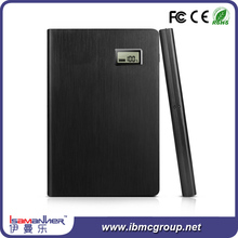 China supplier factory price credit card 5000 mah smart mobile power
