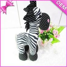 Africa Jungle Animal Stuffed Toy Plush Zebra Toy