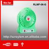 Cheap Plastic Mini Handy Fan with USB Used workplace Portable exhaust fan