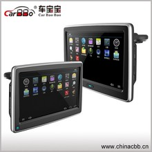 high quality 10.1 inch Quad Core Android Tablet monitor with WIFI/ bluetooth headset/SD/USB/FM HD media palyer