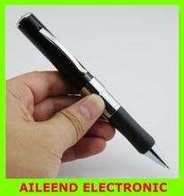 hidden camera 4GB Memory MP9 pen Camcorder Microphone Drive Pen Pinhole Camera