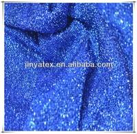 christmas decoration glitter lurex fabric
