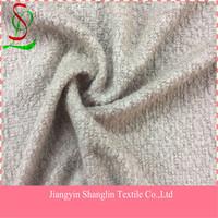 Fashion wool knitted fabric