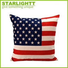custom wholesale plush printed cushion covers pillow case for indoor or outdoor