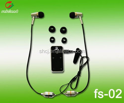 Mobile Phone Use and Bluetooth,Microphone Function bluetooth headphone FS02