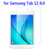 Wholesale Price High Definition Tempered Glass Screen Guard for Samsung Tab S2 8.0