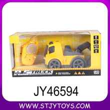 emote Four-way r control excavator truck in scale 1:24, model excavator toy