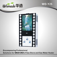 China cheap low flow tankless propane water heater,shower water heater