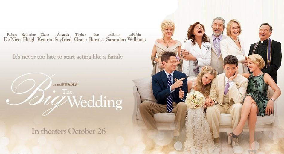 Большая Свадьба / The Big Wedding Торрент