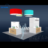 New fashional portable aluminium truss stand exhibition booth for trade shows