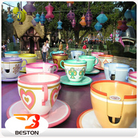 funny amuement park rides Amusement Center Rotary Coffee Cup