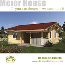 Log cabin wooden house DY-C-125