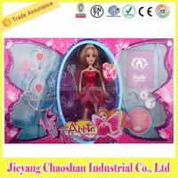 Wholesale Fairy Flying Style Mini Indian Baby Dolls