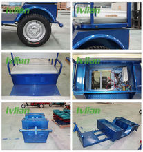 China Factory Direct Three Wheel Cargo Motorcycles