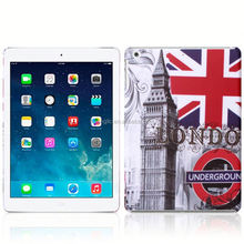 best selling full protective pc hard case for ipad 5 factory price