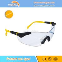 Cheap CE EN166 and Ansi Z87.1 Safety Glasses