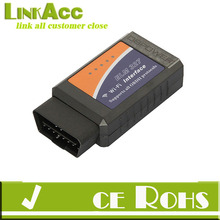 Linkacc-Th155 WIFI Wirless OBD2 Car Diagnostic Reader Scanner Scan Tool for PHONE PC