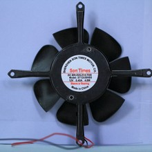 24 volt dc brushless cooling axial motor flow waterproof electric fan