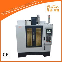 China vertical type machining centre 10000rpm speed hot sale new cnc faceting machine for metal, drilling milling machine price