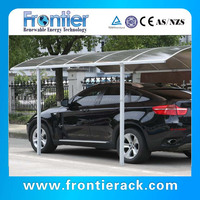 Recent durable aluminum carport