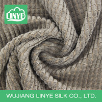 china textile factory polyester fabric corduroy, car seat cover fabric