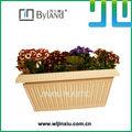البلاستيك حديقة أواني الزهور حديقة لفصل الشتاء