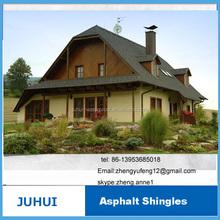 asphalt decorative roof tiles
