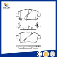 Hot Sale Auto Parts Brake Pad For Toyota Vios 0446552010
