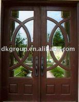 FACTORY SALE GOOD QUALITY sunburst entry door