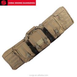 "STOCK Classic Gun Bag Gun Case 36"" 42"" 46"" inch Military Rifle Bag Hunting Bag Single Double Gun Bag"