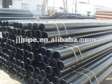 ASTM A53 Hot Rolled Black Steel Pipe for Stucture of China manufacturers